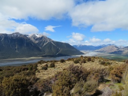 Bealey Spur Track, NZ