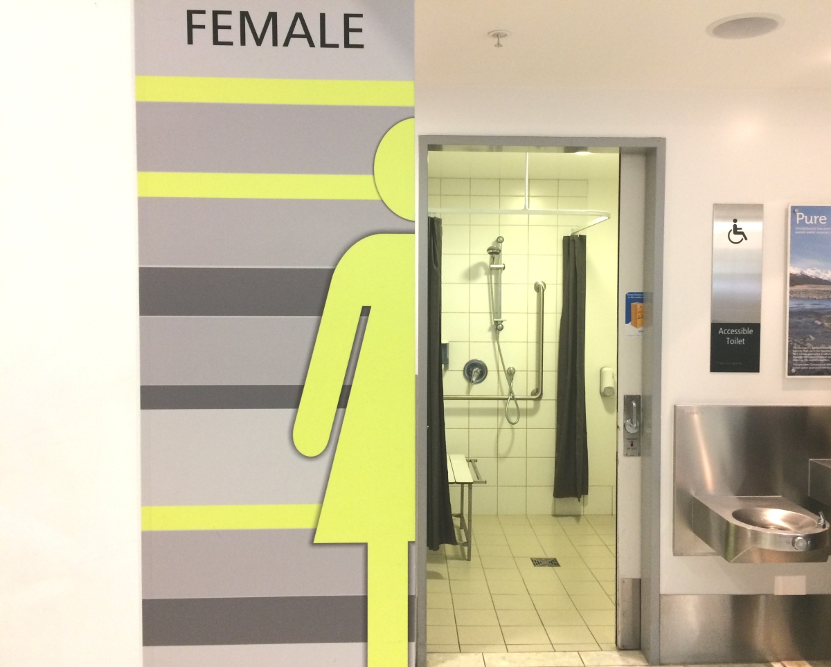 Free Showers New Zealand Airport Perk Is A Fresh Idea