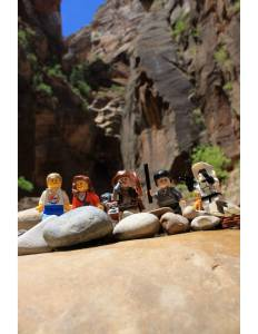 Finocchio's Legos at Zion NP