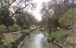 Putah Creek trail