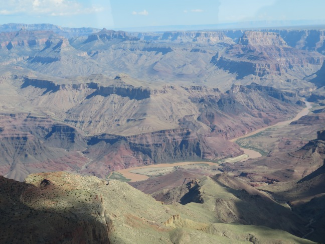 Desert View of Grand Canyon