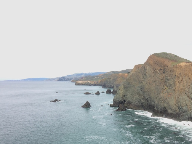 View from Point Bonita