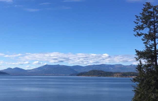 Lake Pend Oreille, Idaho