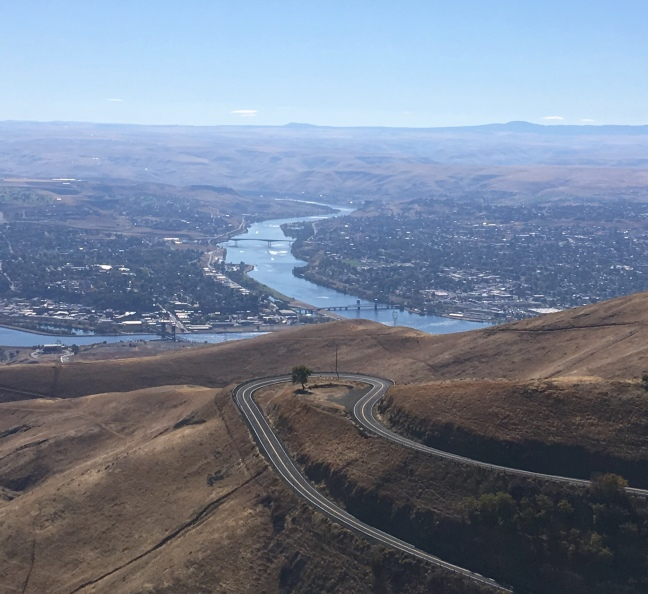 Lewiston Hill, Idaho