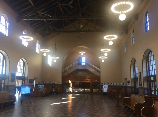 Boise Depot's Great Hall