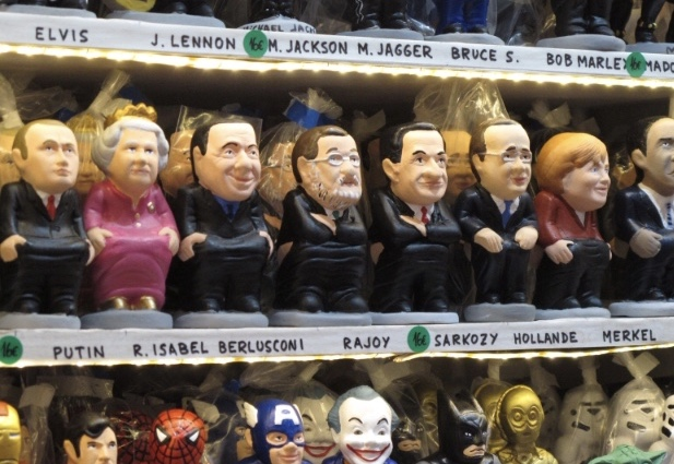 Cagier figurines