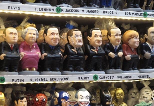Cagier figurines