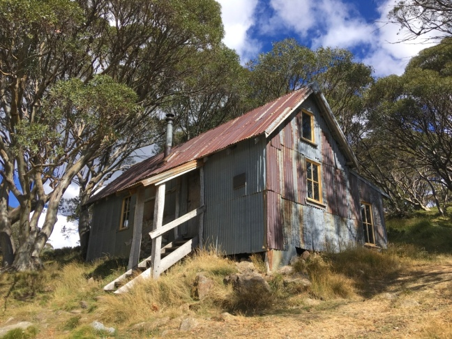 Cope Hut, Alpine National Park, Australia