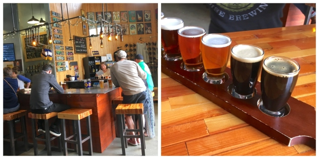 Boise Brewing collage